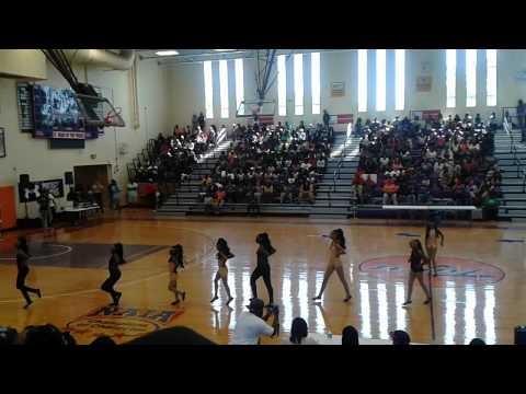 S.a hull elementary school dance team 2015