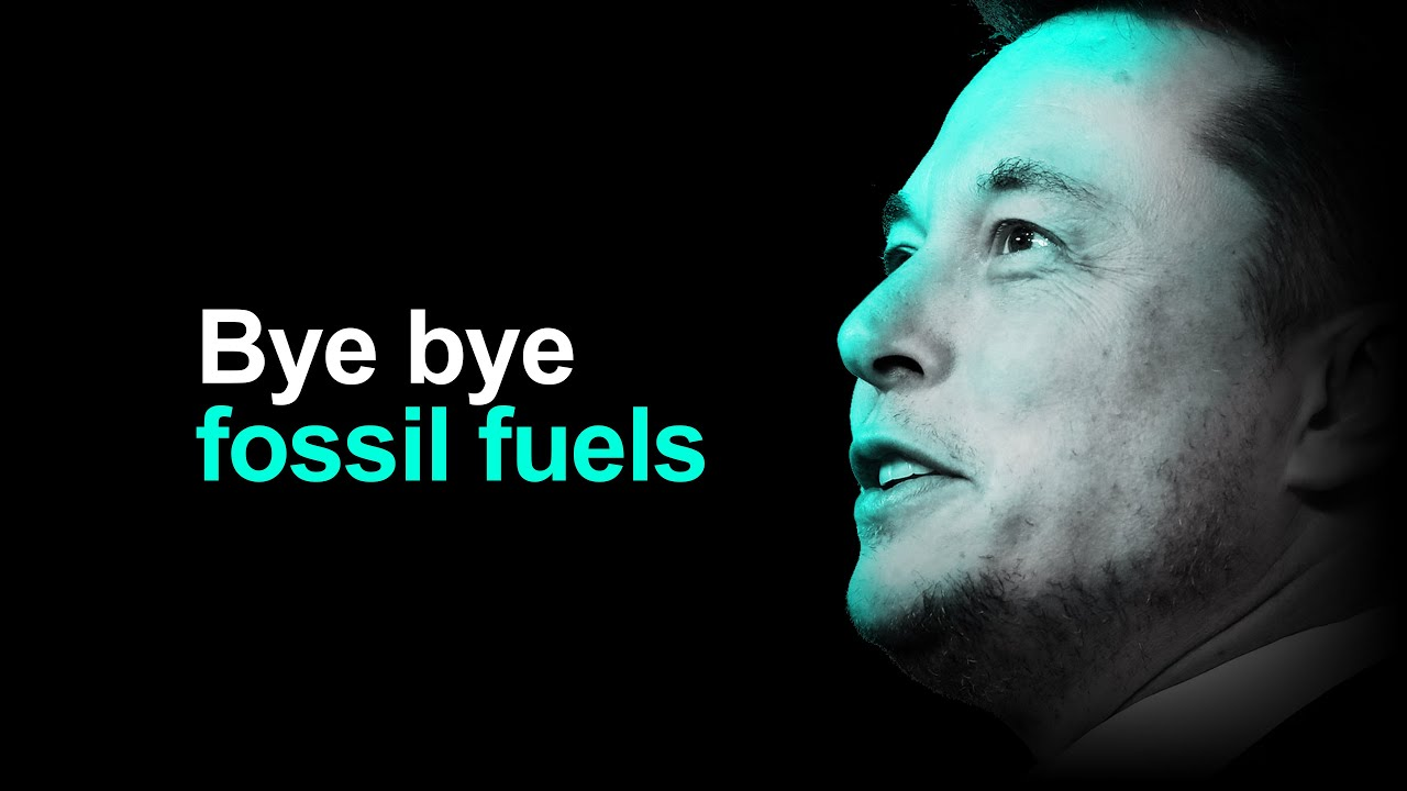Tesla and The Future of Energy & Transportation