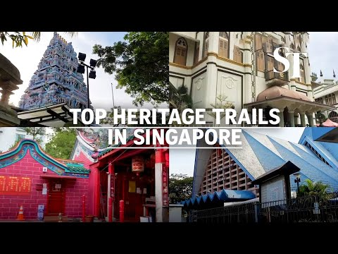 Top 5 heritage trails in Singapore thumbnail