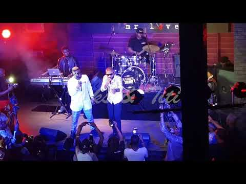 2018 PERFORMANCE OF WIZKID, SKALES AND BANKY W'S BADDEST BOY