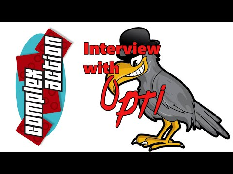 Who is Opti? - Interview With Opti - Part 1