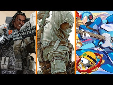 Apex Legends UNSTOPPABLE + Assassin's Creed 3 On Switch? + Capcom Soundtracks On Spotify Mp3