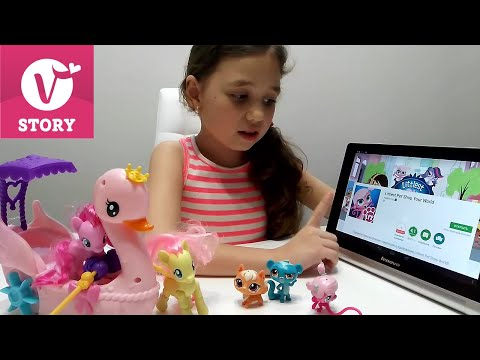 Игры My Little Pony PlayGroundru