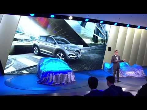 Frankfurt Motor Show 2015 - Hyundai Motor Europe GmbH - Speech Hyung Cheong Kim | AutoMotoTV