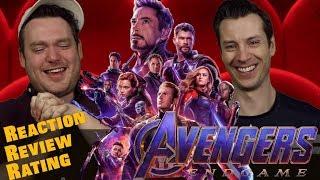 Avengers Endgame - Trailer 2 Reaction/Review/rating