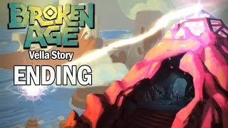 Broken Age Walkthrough - ENDING & BOSS - Act 1 Gameplay
