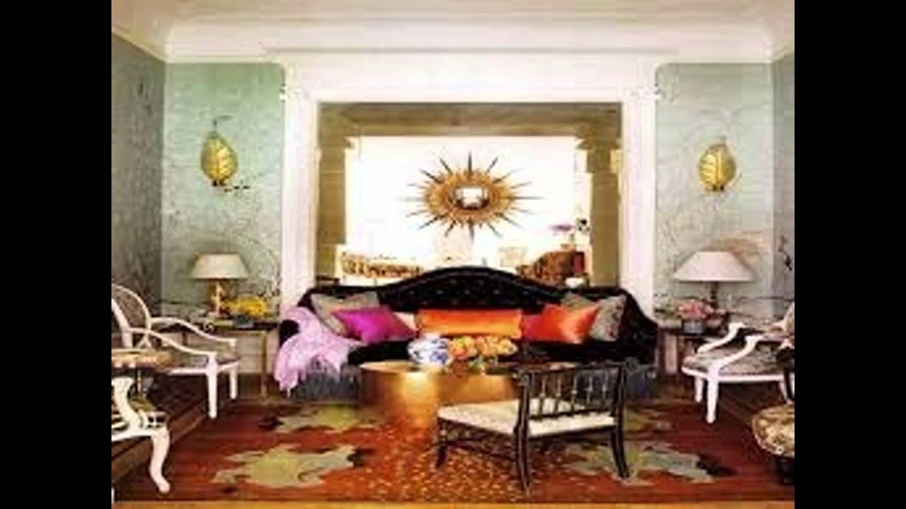 ECLECTIC HOME DESIGN - YouTube