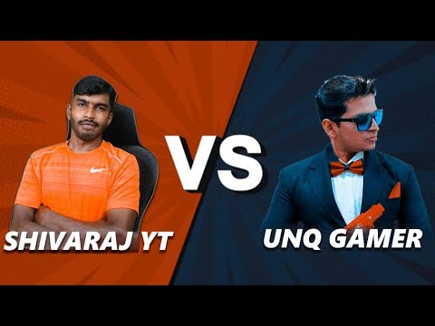 Unq-Gamer vs ShivarajYT and his whole squad (2 vs 4 Situation) 🔥 | Watch fully
