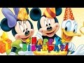 ♡ Mickey Mouse Clubhouse - Disney Junior Happy Birthday Party Baby Game For Kids