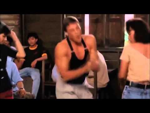 Van Damme - Ona Tanczy dla mnie (English version)