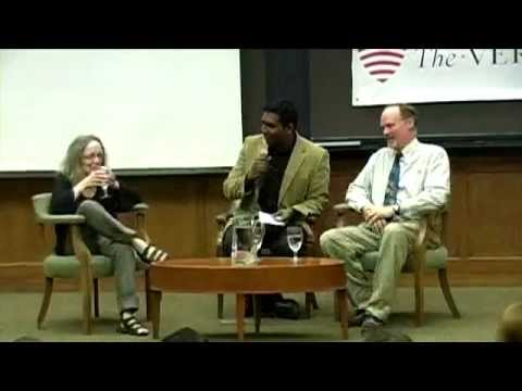 Does Evolution Imply Atheism? Ken Miller and Ursula Goodenough at Washington University, St. Louis