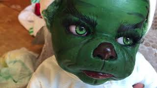 Box Opening of Reborn Baby Grinch!!