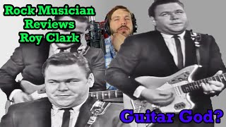 """I am convinced that the greatest guitarists came way before conventional """"greats"""" we think of today. check out my honest review legendary roy clark"""