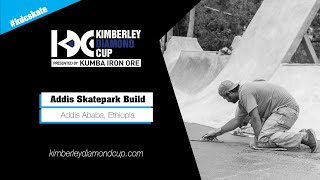 Volunteers Build Ethiopia's First Skatepark in Addis Ababa