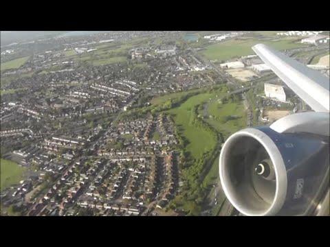 British Airways Boeing 767-336/ER | London Heathrow to Edinburgh *Full Flight*