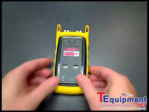 Battery Replacement For OWL Fiber Optic Test Equipment