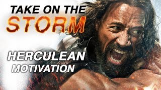 Embrace the storm - powerful motivational video