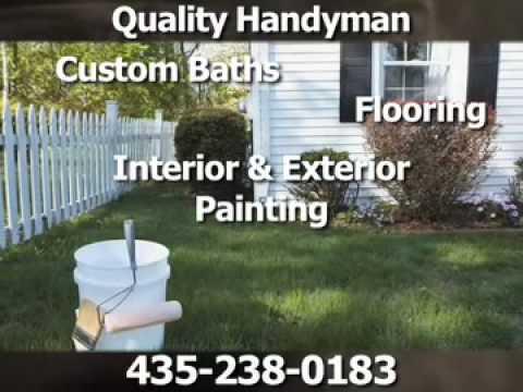 Quality Handyman, New Harmony, UT