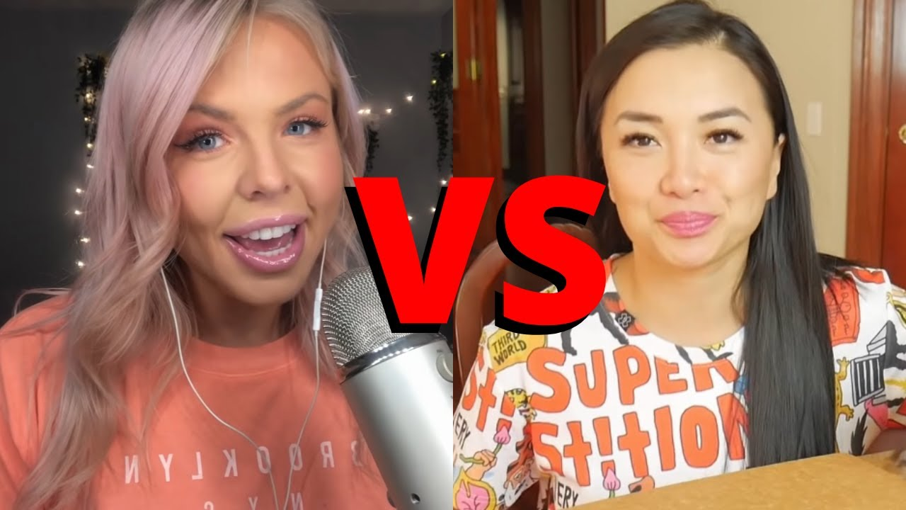 Sas Asmr Vs Hunnibee Asmr Youtube You'll find a variety of asmr videos covering numerous triggers. sas asmr vs hunnibee asmr