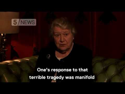 Grenfell Tower fire: Patricia Routledge on the 'war spirit'