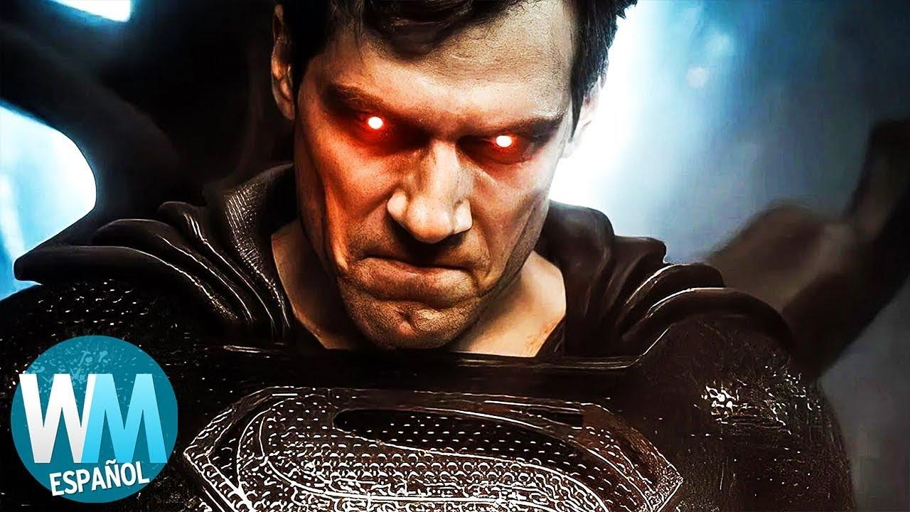 ¡Top 10 Momentos MODO BESTIA en la LIGA DE LA JUSTICIA de Zack Snyder!