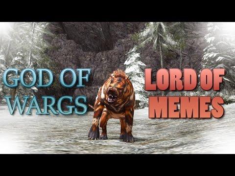 LOTRO Warg PvMP U19.3 -God of Wargs, Lord of Memes-