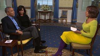 President and Mrs. Obama play POTUS/FLOTUS game