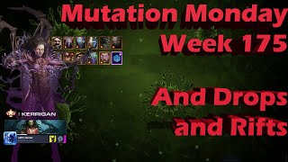 Early Mutation Kerrigan/Zeratul And Drops and Rifts [Hero Solo into Lings]