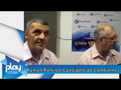 Ramón Ramirez Candidato de Cambiemos para Santa Rosa