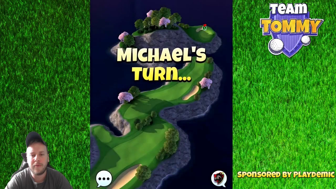 Youtube golf clash tommy