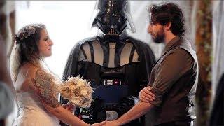 Our Star Wars Wedding