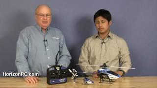 HorizonHobby.com Preview - Blade SR RTF micro helicopter