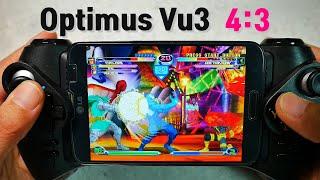 최고의 휴대용 레트로 게임기 옵티머스 뷰3 + 글랩 게…