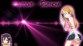 [HD] Nightcore - Telephone