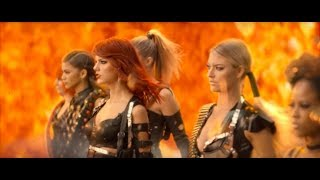 POP MUSIC VIDEO GENRE ANALYSIS - BAD BLOOD BY TAYLOR SWIFT