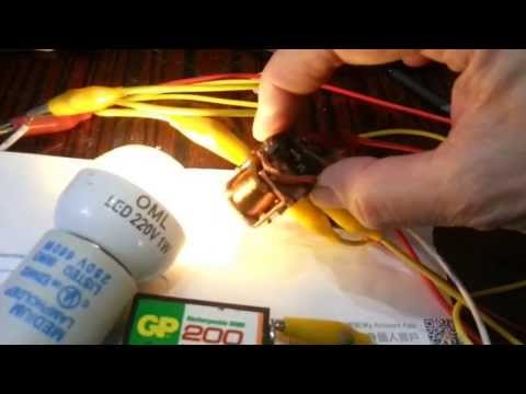 Relay Radiant Energy 220v LED