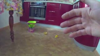 Линолеум коммерческий на кухне(, 2016-03-30T12:26:02.000Z)
