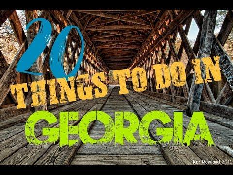 Top 20 Things to Do in Georgia, USA
