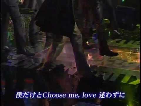 070405 Ongakubanzuke TVXQ! Choosey Lover Performance