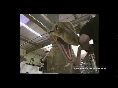 JURASSIC PARK III - Raptor Attack Rehearsal - BEHIND-THE-SCENES