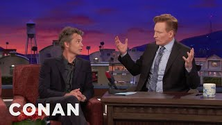 Timothy Olyphant Knows The Secret To Conan's Popularity In South Korea - CONAN On TBS
