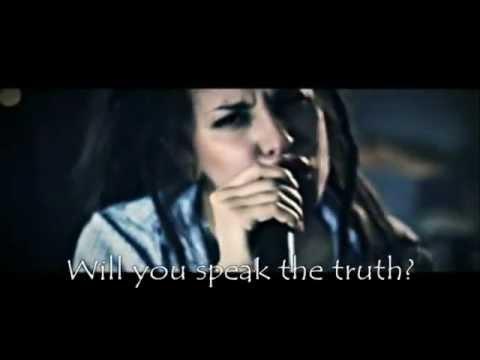 Jinjer- Exposed as a Liar (Lyrics)