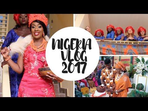 VLOG | NIGERIA 2017 | Ginika & Nnaemeka | NIGERIAN TRADITIONAL MARRIAGE (IGBA NKWU) | CheekyChikeTV