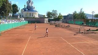 Теннисный турнир памяти Якова Маркмана