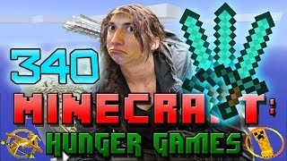 Minecraft: Hunger Games w/Mitch! Game 340 - BEST LOOT EVER!