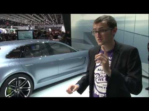 Porsche Panamera Sport Turismo - Paris Motor Show 2012 - XCAR