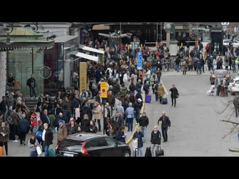Witness recounts Sweden truck attack aftermath