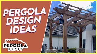 Pergola Pictures, Pergola Ideas, And How To Build A Pergola