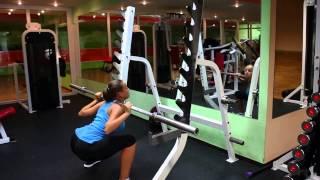 Как накачать красивую попу / Упражнения для упругой попы(В этом видео вам продемонстрирован комплекс упражнений для достижения мечты каждой девушки - Красивые..., 2014-06-09T16:49:21.000Z)
