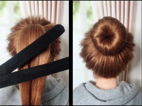 Top 10 amazing hairstyles ♥️ Hairstyles Tutorials ♥️ Easy hairstyles with hair tools   Part 3